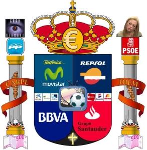 Nuevo escudo España-SARPANET