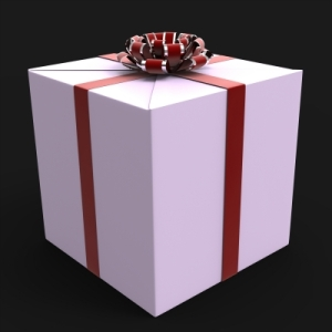 ID-100280942-Birthday Giftbox-Author Stuart Miles