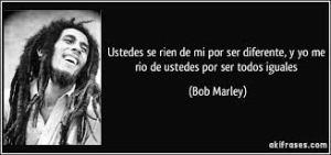 Diferente-Bob Marley
