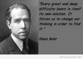 Solución problemas-Niels Bohr