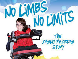 No limbs no limits Joanne ORiordan