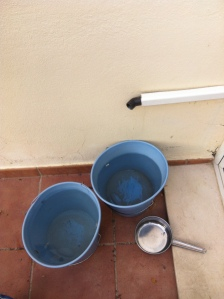 Reciclando agua