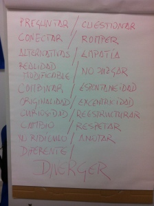 Creatividad en palabras