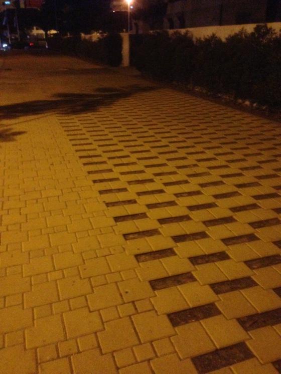Accesibilidad calles