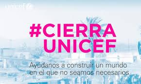 Cierra Unicef